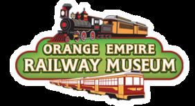 orange railway logo