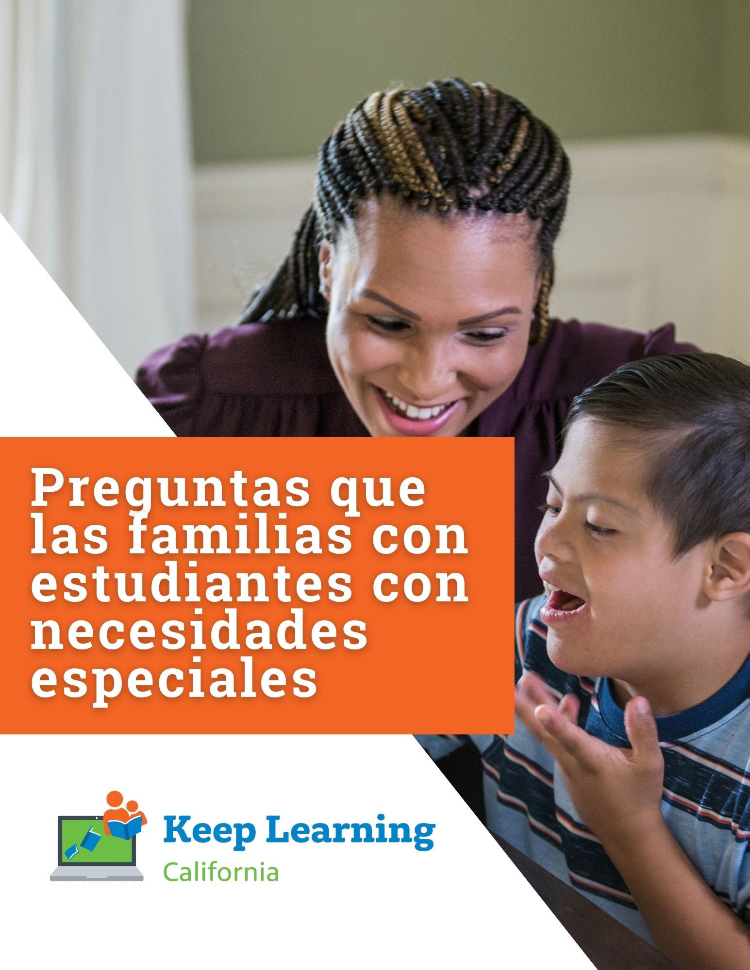 PDF – Preguntas que las familias con estudiantes con necesidades especiales
