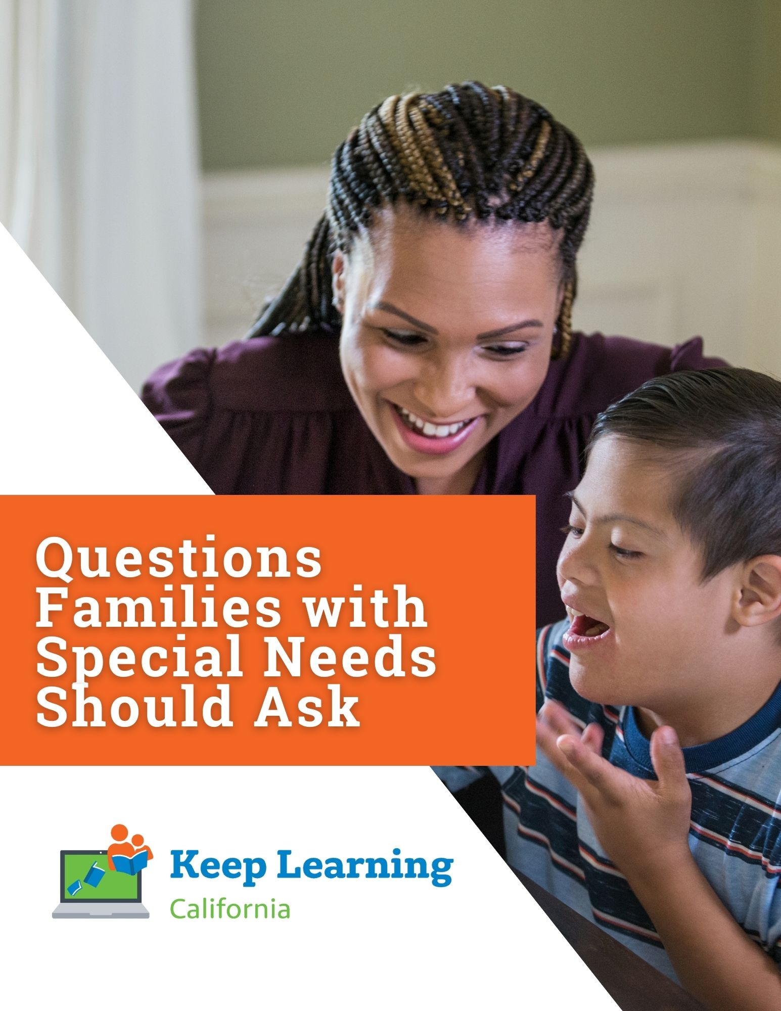 PDF – Questions Families with Special Needs Should Ask